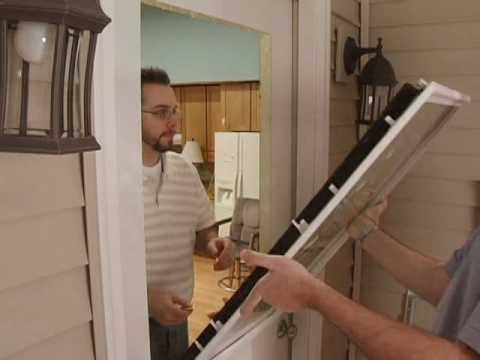 Door Glass Window Replacement
