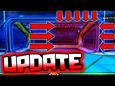 THIS CUSTOMIZABLE UPDATE WOULD CHANGE ROCKET LEAGUE!!
