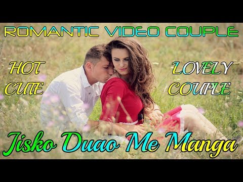 Jisko Duao Me Manga || Whatsapp Status || Romantic Couple || Cute Love Story
