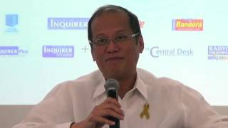 Sea row with China to take backseat for Apec--Aquino
