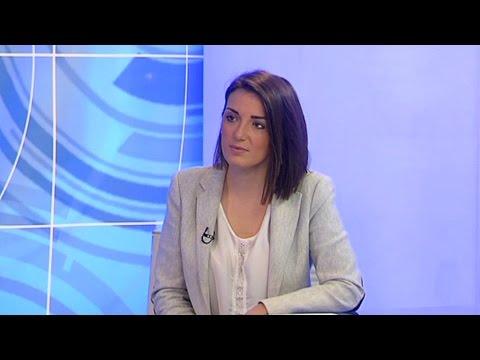Gošća Dnevnika - Potpredsjednica SDP BIH Lana Prlić