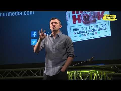 Content Marketing Beast | Live Talk with Gary Vaynerchuk | Online Marketing Rockstars Keynote