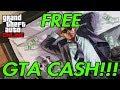 GTA ONLINE - FREE GTA CASH!!!