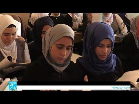 العراق: مدرسة الفتيات غرب الموصل تعيد فتح أبوابها لاستقبال طالباتها