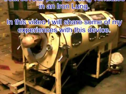 RESPIRATORY CARE: Iron Lung