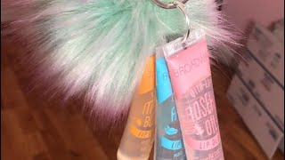 DIY LIPGLOSS KEYCHAINS (SUPER EASY)