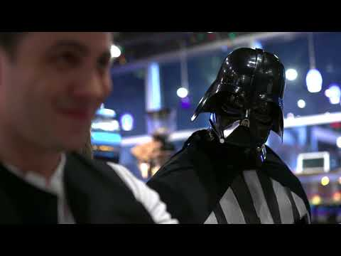 Help Us Jimmy Kimmel, You're Our Only Hope... (StarWars Episode 9 Script Pitch)