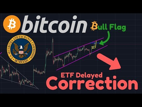 The PUMP Came! Bitcoin Ready For Correction?? | ETF DELAYED | Halving HYPE & Start Of The BULLRUN