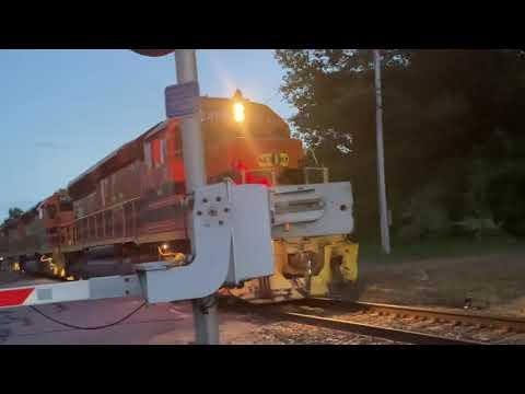 Charlestown NH freight train