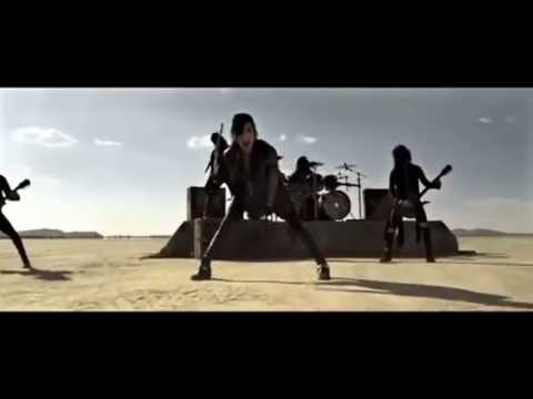 Black Veil Brides - Legion of the Black (FULL MOVIE)