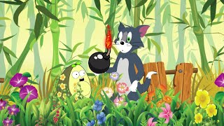 Tom catch Avocado in the forest by Fruit Couple