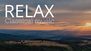 Best Classical Relaxing music - Bach, Vivaldi, Paganini, Tchaikovsky