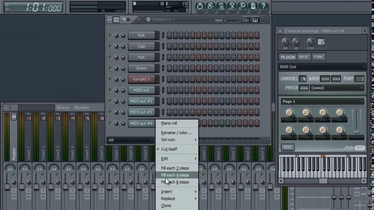 Fl Studio 5 - фото 8