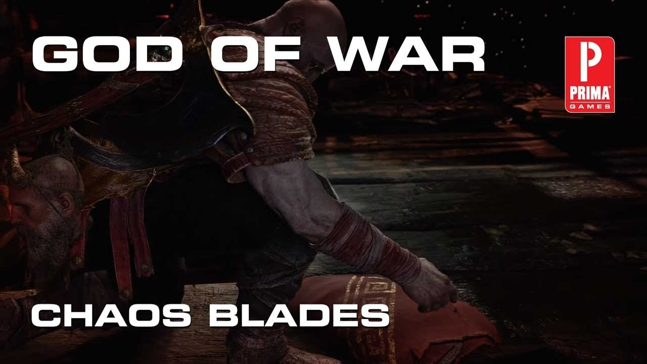 God of War - How to Get the Blades of Chaos