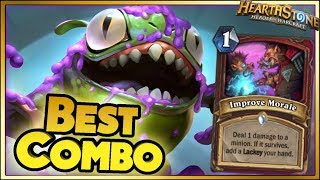 BEST COMBO - Hearthstone - WTF Moments - Daily Funny Rng Moments