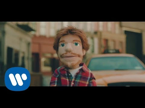 Ed Sheeran Official Music Videos Playlist
