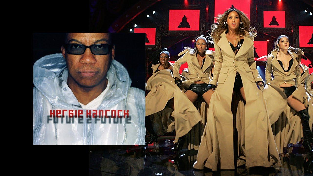 Beyonce vs Herbie Hancock - Mashup Dj Mashain