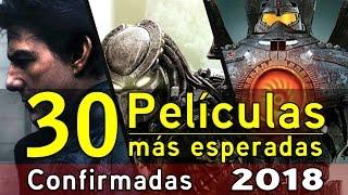 Las Mejores 30 Películas Del 2018 / Cine Drama - Acción - Terror - Ficción y Más thumbnail