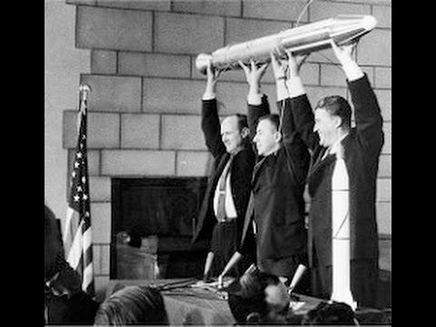 Explorer 1: America's First Satellite