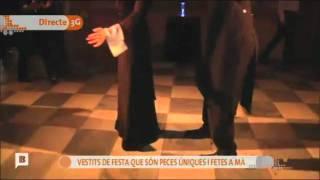 Btv, En Directe,15/12/2011, MEAM Fashion Performance, Natalie Capell Thumbnail