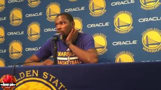 """Kevin Durant Blasts Enes Kanter. """"How Many Minutes Did He Play?"""" HoopJab NBA"""