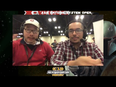 San Antonio System Open Day 2 - Top 8,4, and Final
