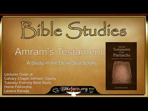 Testament of Amram