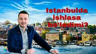 Istanbulda ish 2018