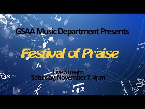 Gem State Adventist Academy Music Festival - 11-7-2020
