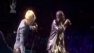 Annie Lennox /  Youssou N'Dour- 7 Seconds (46664 Cape Town)