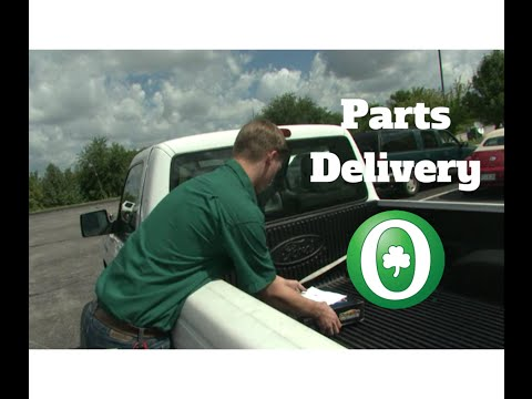 Parts Delivery