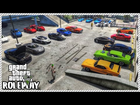 GTA 5 Roleplay - 'HUGE' Car Meet & Finding Out Who Stole My Lamborghini | RedlineRP #92