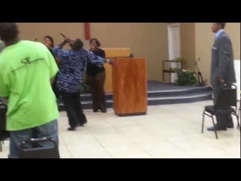 THIS IS HOW WE DO IT AT Freedom Hall Church of the Living God