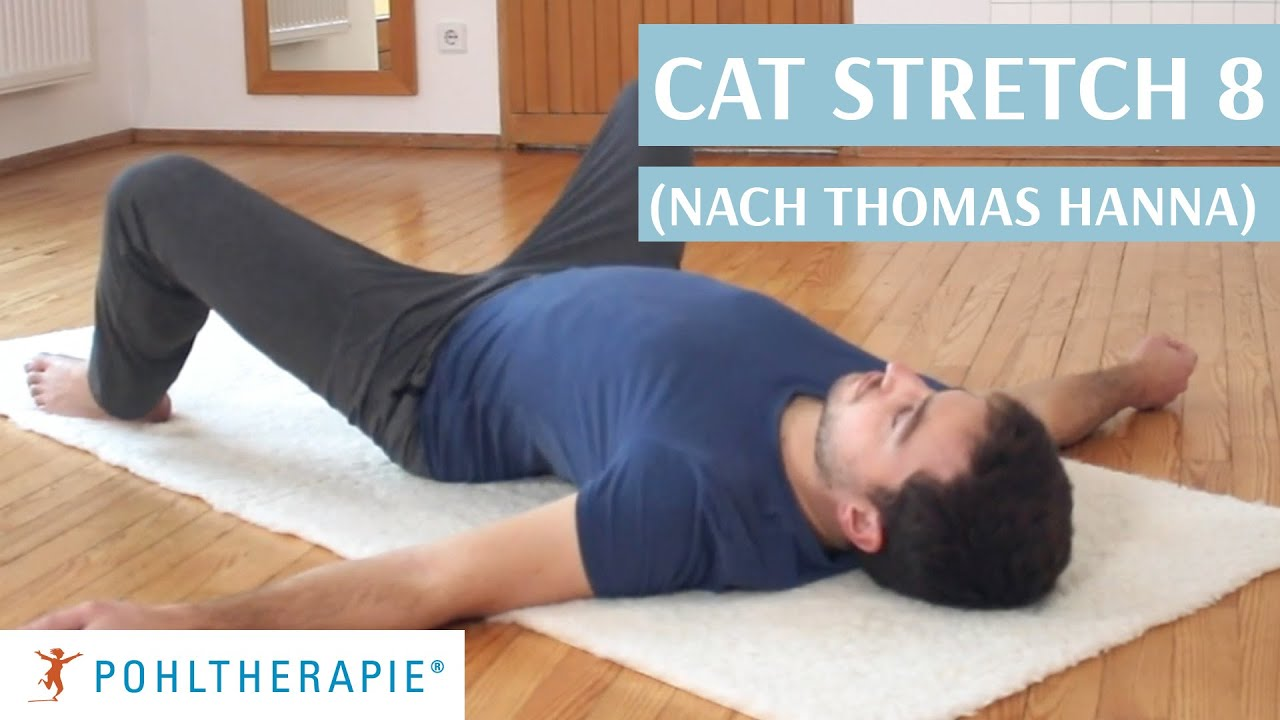 Cat Stretch 8 (nach Thomas Hanna)