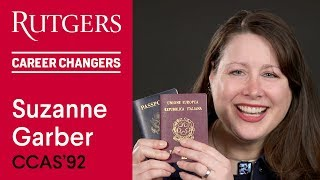 Rutgers Career Changers | Suzanne Garber CCAS'92 thumbnail