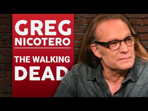 GREG NICOTERO - THE WALKING DEAD - Part 1/2 | London Real