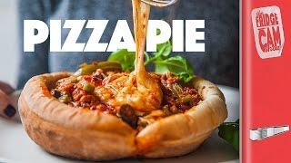 Big Night In - DIY Pizza Pot Pie | FridgeCam