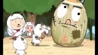 Chinese Cartoon Xi Yang Yang Pleasant Goat and Big Big Wolf Mandarin   喜羊羊与灰太狼   EP85   斗牛角 國語