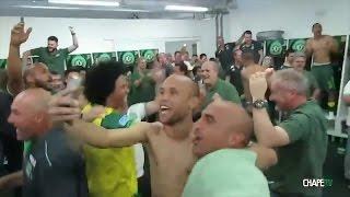 Goiás e Atlético tinham interesse na contratação de jogadores da Chapecoense