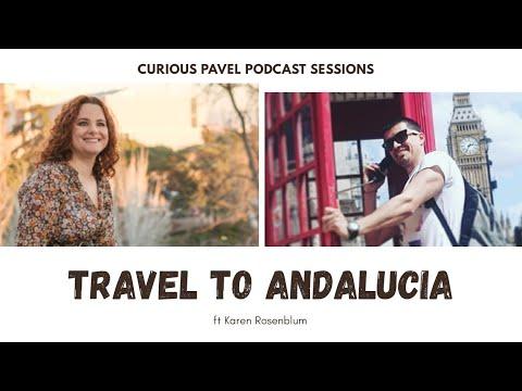 🇪🇸 PODCAST 013: Travel to Andalucia ft Karen Rosenblum