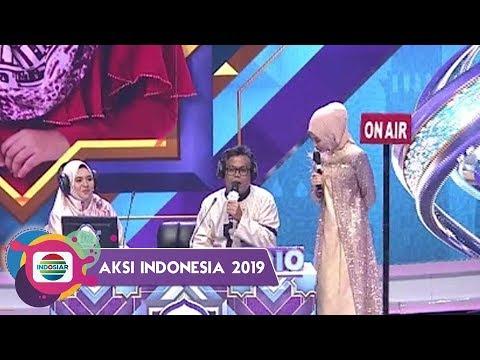 Begini Nih Serunya Kalo Abdel & Alma-Lampung Jadi Penyiar Radio - AKSI 2019