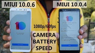Miui 10.0.6 - Redmi Note 5 Pro #Camera#Battery#Bug#All Changes Explained