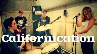 "Red Hot Chili Peppers - ""Californication"" (cover by Sacramento)"