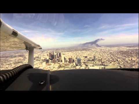 LOS ANGELES AIR TOUR 4- 27-15