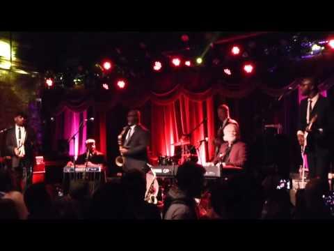 Karl Denson's Tiny Universe ft Chuck Leavell - Jumpin Jack Flash 2-7-15 Brooklyn Bowl