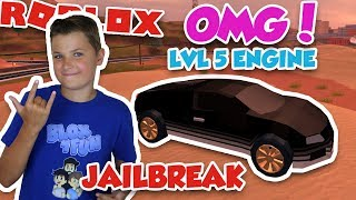 MAXING OUT MY BUGATTI in ROBLOX JAILBREAK | LIGHTNING FAST SPEED!