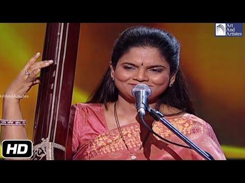 Devaki Pandit   Kajri Song   Raag Bhatiyaar   Hindustani Classical   Idea Jalsa   Art and Artistes