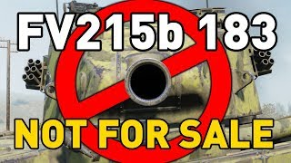 FV215b 183 - NOT FOR SALE