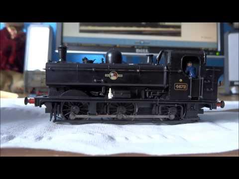 Weathering A Locomotive (Pannier Tank)