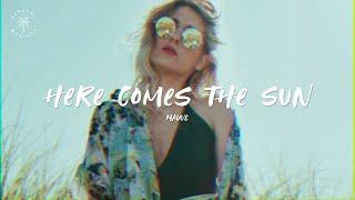 Download lagu Mauve - Here Comes The Sun (Lyrics) MP3